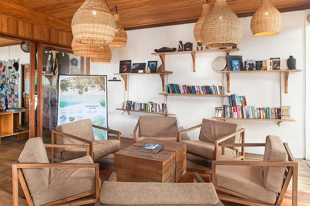Kuda Laut Dive Resort - Bunaken Marine Park